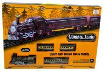 Vonatpálya - elemes - dobozban - 46896