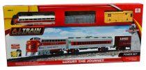 Vonatpálya - elemes - dobozban - 46897