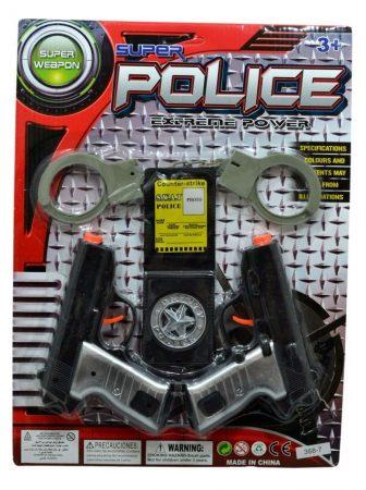 Rendőr szett - 46924