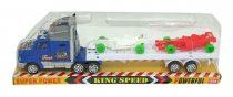 Kamion - versenyautó-szállító - 47056