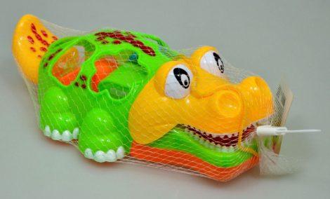 Ügyességi játék, krokodil - 47180