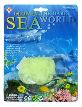 Világító tengeri állatok - színes - 47285