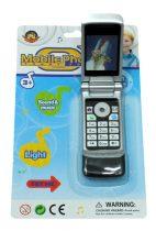Mobiltelefon, elemes, lapon - 47431