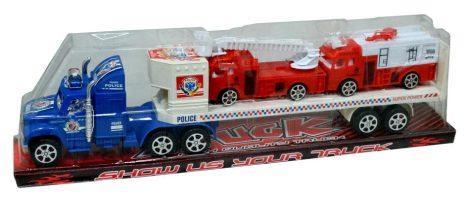 Kamion - tűzoltóautó szállító - 47589