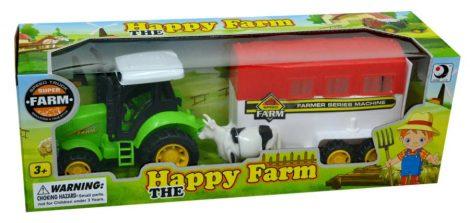 Traktor pótkocsival - 47596