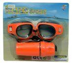 Úszószemüveg+vízi pénztárca - 47608