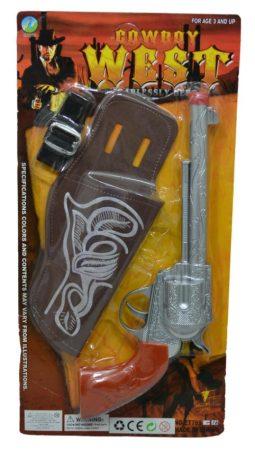 Cowboy szett lapon - 47753