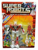 Robot repülő lapon - 47784