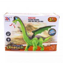 Dinoszaurusz, elemes, dobozban - 47827