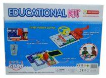 Napelemes, tudományos oktató játék – áramkörök - 47977