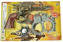 Cowboy szett lapon - 48228