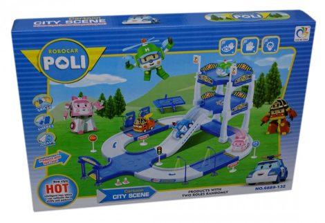 Parkoló - Police - 48247