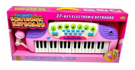 Orgona, elemes, zenélős + mikrofon - 48270