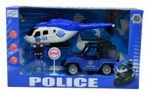 Police szett, dobozban - 48339
