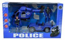 Police szett, dobozban - 48340