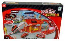 Tűzoltóállomás dobozban - 48343
