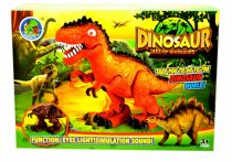 Dinoszaurusz, elemes, dobozban - 48373