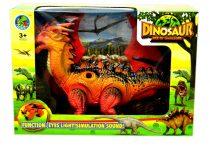 Dinoszaurusz, elemes, dobozban - 48375