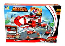 Tűzoltó garázs dobozban - 48517