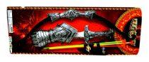 Nyílpuska és kard szett lapon - 48574