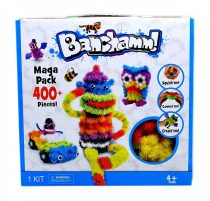Építőjáték - Magic Blocks Ball - 400 db-os csomag - 48597