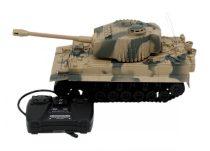 Tank - RC - 4 funkciós - dobozban - 48726