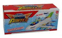 Repülő, elemes, dobozban - 48736