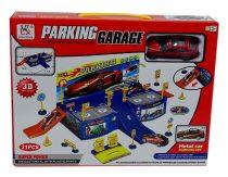 Parkoló, garázs dobozban - 48751