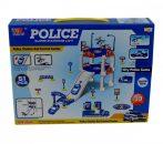 Parkoló - Police dobozban - 48752