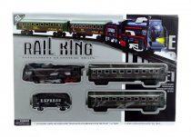 Vonatpálya - elemes - dobozban - 48758