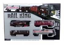 Vonatpálya - elemes - dobozban - 48759