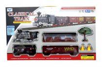 Vonatpálya - elemes - dobozban - 15 darabos - 48768