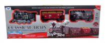 Vonatpálya - elemes - dobozban - 11 darabos - 48769