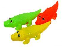 Krokodil játék - felhúzós - 48812