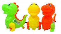 Dinoszaurusz játék - felhúzós - 48813