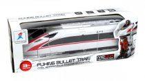 Robot - vonat - átalakulós - elemes - dobozban - 48855