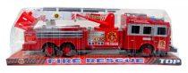 Tűzoltóautó - platformon - 48903