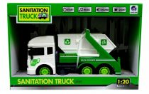 Kukásautó - elemes - dobozban - 48905