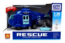 Helikopter - elemes - dobozban - 48919