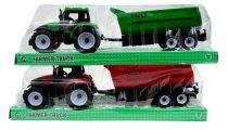 Traktor pótkocsival - dobozban  - 48989