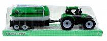 Traktor pótkocsival - dobozban  - 48993