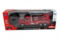 RC tűzoltóautó dobozban - 48997