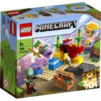 LEGO Minecraft - 21164 - korallzátony csomag - 49004