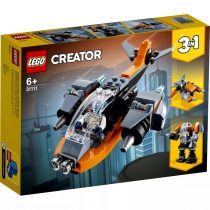 LEGO Creator - 31111 - Kiberdrón - 49005