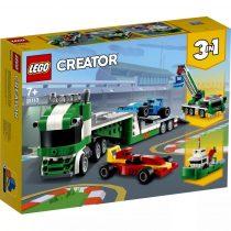 LEGO Creator - 31113 - Versenyautó szállító csomag - 49006
