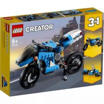 LEGO Creator - 31114 - Szupermotor 3 az 1-ben csomag - 49007