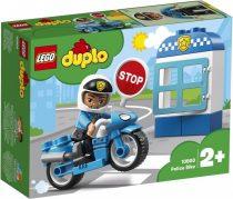 LEGO® DUPLO® - Rendőrségi motor - 49031