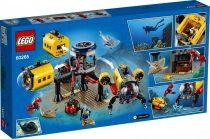 LEGO City Oceans - kutató bázis - 49059