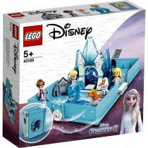 LEGO Disney Princess - 43189 - Elza és Nokk mesekönyve - Jégvarázs 2 - 49082