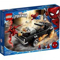 LEGO - 76173 - Super Heroes - Pókember és Szellemlovas Vs Carnage - 49117
